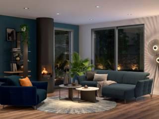 Inspiration Salon Livea meubles Gautier