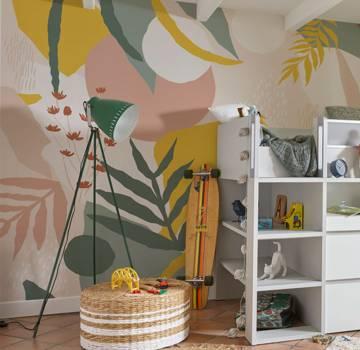 papier peint kids meubles gautier